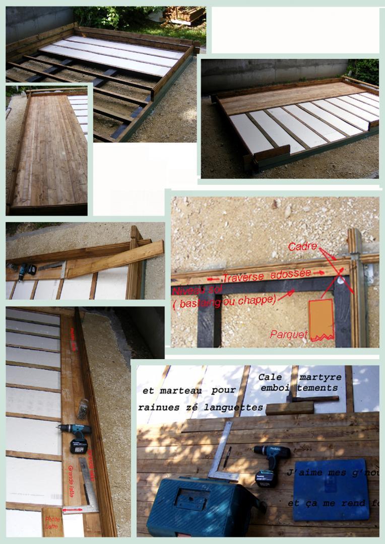 plancher pour abri de jardin en bois massif 12m trait et teint marron gardy shelter. Black Bedroom Furniture Sets. Home Design Ideas