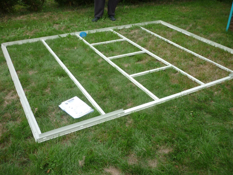 Abri de jardin en pvc woodstyle premium 7 68m duramax for Porte pour abri de jardin en pvc