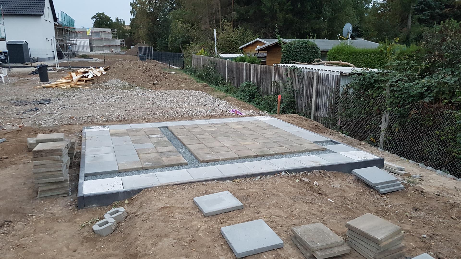 Holzfußboden Gartenhaus ~ Gartenhaus aus metall 13m² plus anthrazit verankerungskit x metal