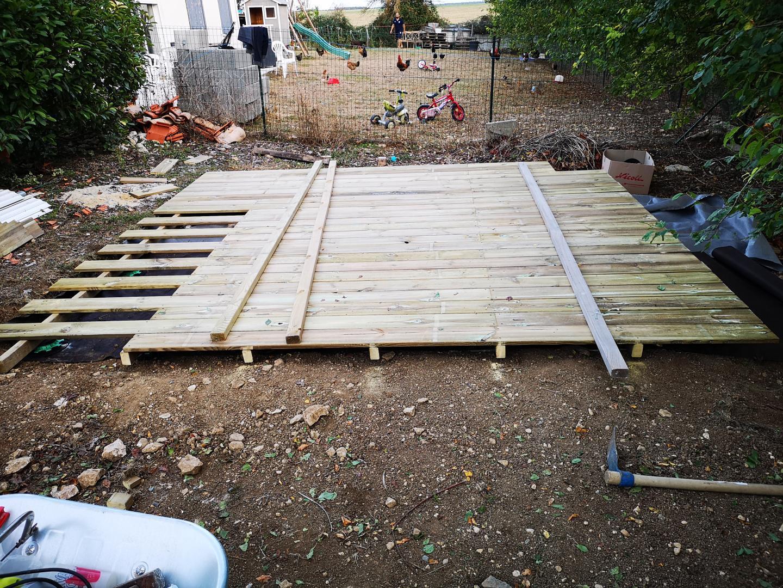 Abri de jardin en métal vert Colorbond 9m² ABSCO